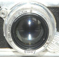 OPL FRANCE FOCA 3 ETOILES (PF3) 24x36 OPLAREX 1,9/50 mm TBE