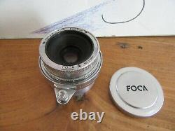 Objectif FOCA F3,5 / 3,5 cm OPLEX