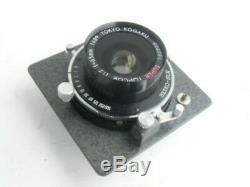 Objectif Super Topcor 65mm / f 7.0