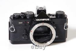 Olympus Om-2 Om 2 Black Olympus Om