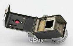 PEACE BABY FLEX Japon vers 1950 10 vues 14 x 14 mm sur Roll film 17,5 mm