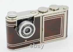 PETIE WALTER KUNIK K. G Franckfort Allemagne Vers 1958 Vues 14 x 14 mm Film 16 mm