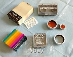 POLAROID 355 avec accessoires Photo instantanée