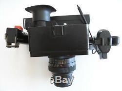 POLAROID 600 SE MAMIYA 127 mm f 4.7