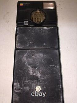 POLAROID SLR 680 appareil photo vintage non testé / vendu en l'état