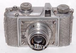 PONTIAC LYNX II FRANCE ANGENIEUX PARIS 2,9/50 mm (voir description)