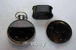 PRETTY EXPO WATCH miniature SPY CAMERA 1905-1939 Working and Pretty as minox B C