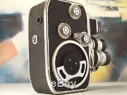 PaillarBolex caméra D8L