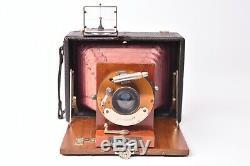 Petit appareil photographique New-Folding format 9x 12 cm