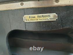 Petrus Trambouze French Strut Folding Camera 13x18