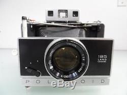 Polaroid 195 Sofortbildkamera sehr guter Zustand getestet working