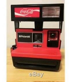 Polaroid 600 Coca-Cola