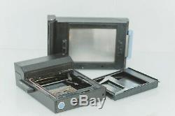 Polaroid CB-70 CB-72 Impossible Project Filmback 600se or Mamiya Universal Press
