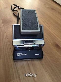 Polaroid Land Camera SX70 Alpha 1