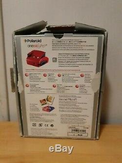 Polaroid One 600 Édition Spéciale Rossa
