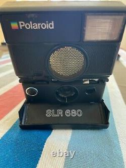 Polaroid SLR 680 + Tour de cou