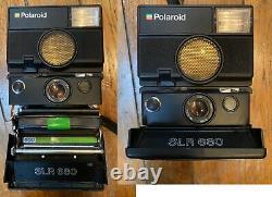 Polaroid SLR 680 Vintage en bon état