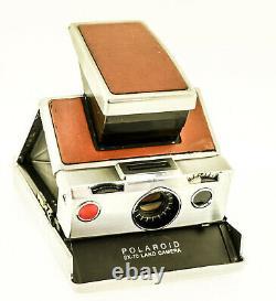 Polaroid SX-70 Deluxe Original sx70