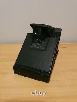 Polaroid SX-70 Land Camera Supercolor AF Model 2 + Sacoche + Film + Filtre 600