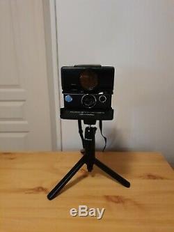 Polaroid SX-70 SE Land Camera Sonar OneStep + Accessoires