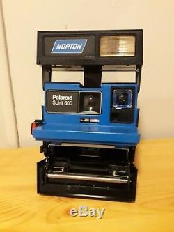 Polaroid Spirit 600 Norton Let's Talk Shop