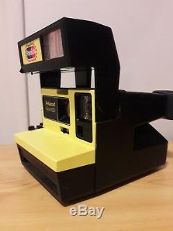 Polaroid Spirit 600 Popsicle