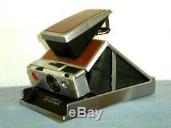 Polaroid Sx 70 Land Camera Photo Instantane