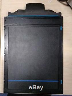 Polaroid land processor 8x10 + dos polaroid