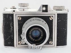 Pontiac Lynx II with Som Berthiot Flor 50mm f/3.5 lens