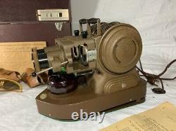 Projecteur double Stereo Jules Richard 3D 1951 vintage complet en boite polaroid