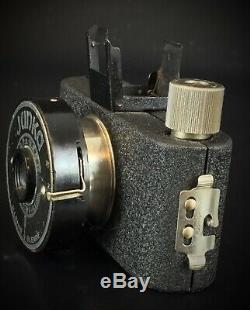 RARISSIME mini APPAREIL PHOTO ARGENTIQUE ANCIEN 1937 espion Allemagne JUNKA DRGM