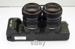 RBT 3D Spiegelreflexkamera X2 Stereo + Tokina 28-70mm