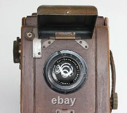 REFLEX ENSIGN SPECIAL Tropical Model Houghton-Butcher Londres GB Vers 1920