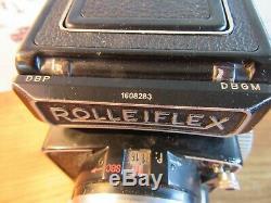 ROLLEIFLEX 2,8 D 12,8/80 Planar