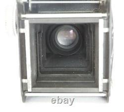 ROLLEIFLEX 3.5B MX-EVS (type 2) Tessar 3.5 75 mm