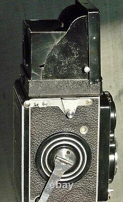 ROLLEIFLEX Automat Tessar 3.5/75mm