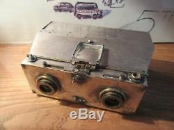 Rare Appareil Steroscopique JOUX Alethoscope