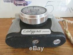 Rare Calypso Phot Cousteau Spirotechnique first underwater Camera Calypsophot