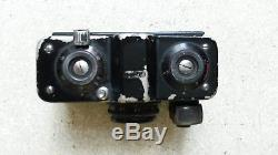 Rare Czech State Security-Intelligence (StB) Spy Meopta Mikroma camera- Cold War