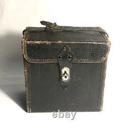 Rare GALLUS Circa 1920 Appareil Photo Stéréoscopique Type Jumelle