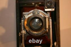 Rare KODAK Pocket 3 Model B-4 LARGE FORMAT Carte postales 1894 a 1907