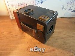 Rare No 4 Kodak Junior 1890-1897