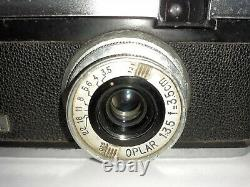 Rare OPL FOCA STANDARD S n°512.416 OPLAR 13,5 f=3,5cm