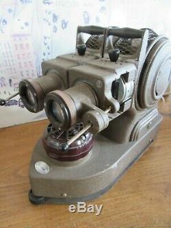 Rare Projecteur stereo 3D Jules RICHARD