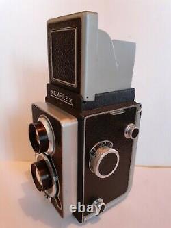 Rare Sem Semflex S1 Otomatic (Type 19) n°316156 Som Berthiot 3,8/75mm