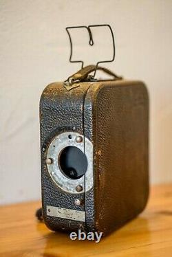 Rare Zeiss Kinamo 35mm cine camera for parts