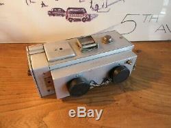 Rare appareil stereoscopique MARSOUIN de HANAU