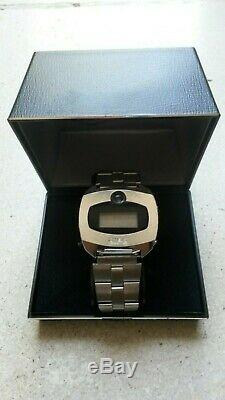 Rarest Spy SIPE Camera Watch for clandestine photography CIA & BND Cold War