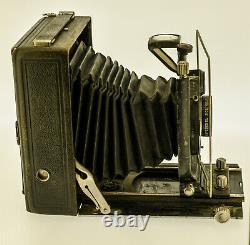 Rietzschel plate 9x12 cm avec Rietzschel Solinbar 4,5/135mm