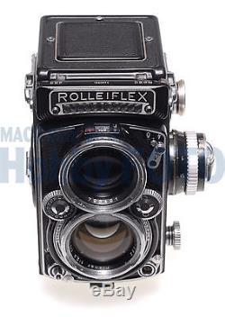 Rollei Francke und Heidecke Rolleiflex 2,8 E mit viel Zubehör gebraucht